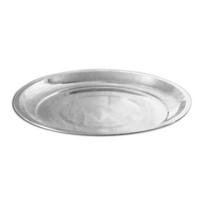 Stainless Steel Dinner Plate  sc 1 st  NaturalAtHome.com & Stainless Steel Dinner Plate - NaturalAtHome.comNaturalAtHome.com